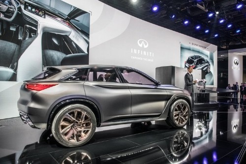 Infiniti just introduced a breakthrough new engine — and it doesn't have anything to do with electric cars