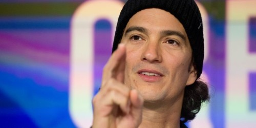 WeWork CEO Adam Neumann tells employees he's 'humbled' by the collapse of the firm's IPO