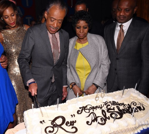 Here's The Crazy Diet That Explains Why Al Sharpton Is Shrinking
