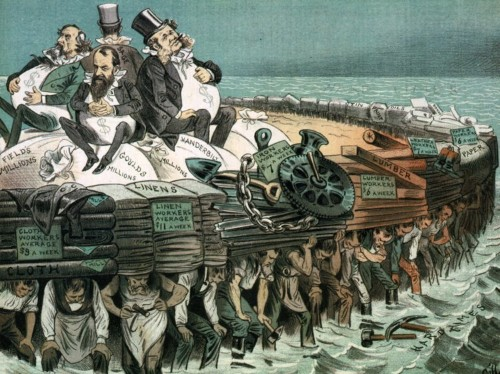 19 robber barons who built and ruled America