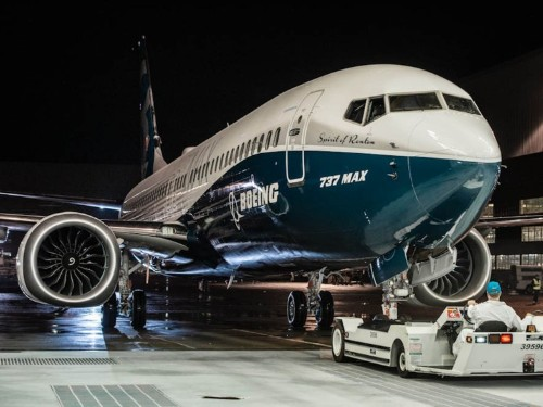 Boeing just unveiled its newest airliner