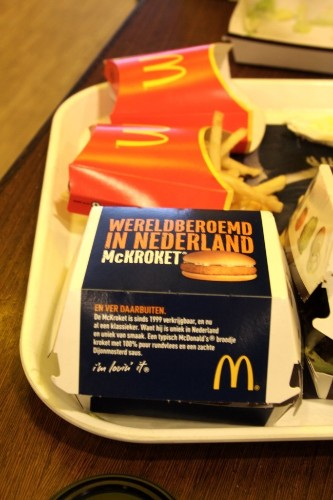 26 crazy McDonald's items you can't get in America
