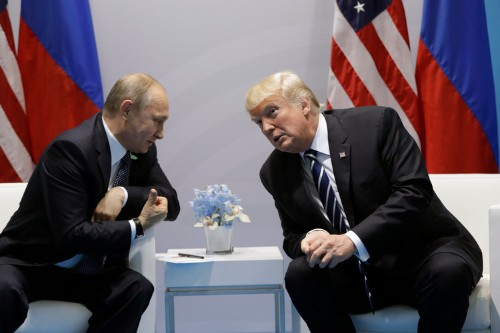 Putin has run out of patience with Trump