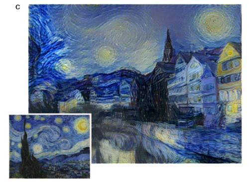 Researchers built a robot that can paint as well as Vincent Van Gogh