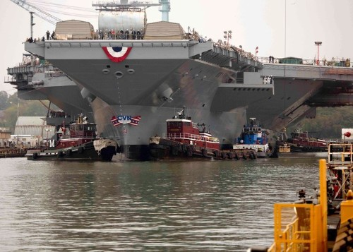 This is America's new $13 billion warship