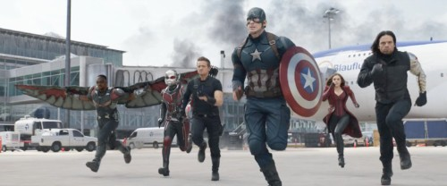 Everything we saw in the game-changing new 'Captain America: Civil War' trailer