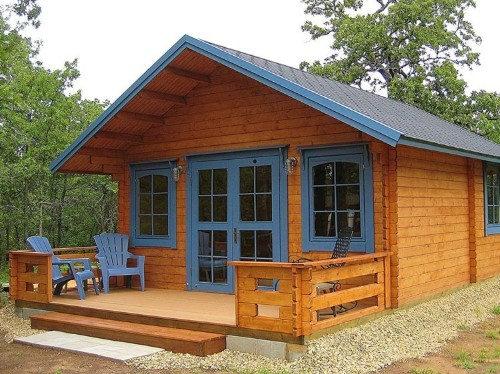 Amazon sells DIY tiny-home kits that take only 2 days to build