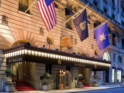 The 20 Most Expensive Hotels In New York City