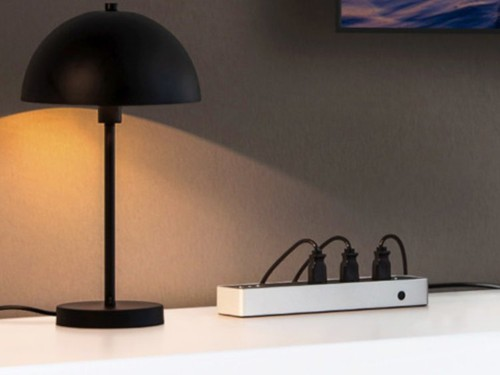 This $100 smart power strip can control up to 3 devices — it also has energy monitoring to help save you money