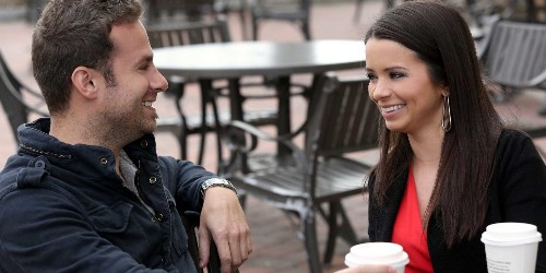What you should talk about on a first date, according to research
