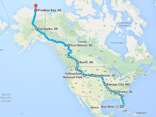 The epic North American road trip you should take before you die