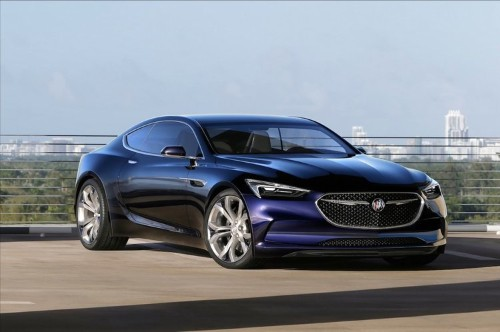Buick is rolling out so many great concept cars that it can't build them all