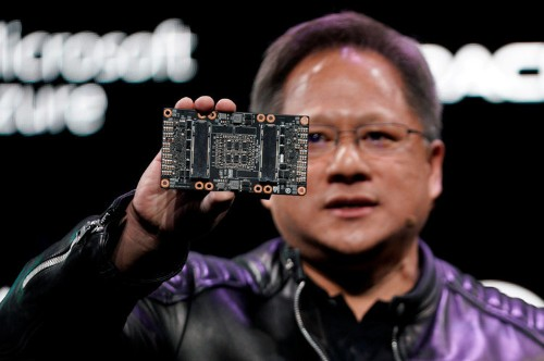 Nvidia's 'crypto overhang' appears to be over. Here's what Wall Street is saying about Nvidia's Q1 results.