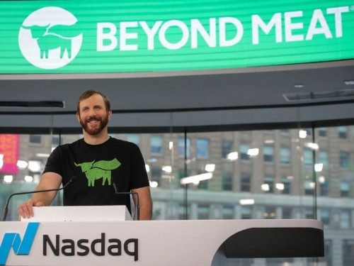 "Beyond Meat gets rare ""buy"" rating from analyst despite 500% post-IPO rally"