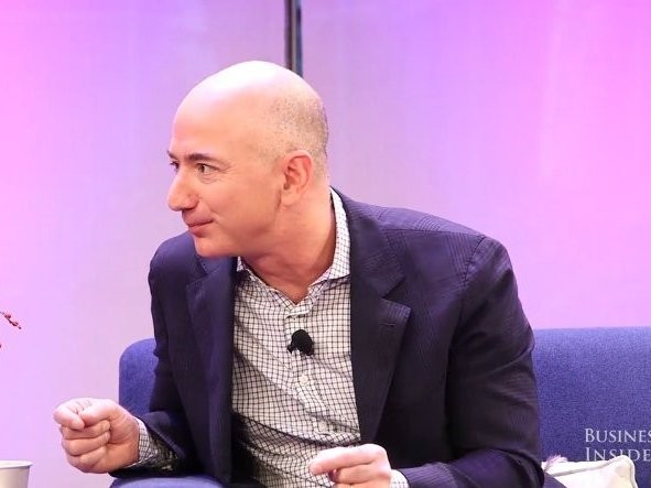 Jeff Bezos' brilliant advice for anyone running a business