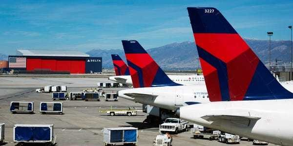 Delta and United Airlines have cut ties with the NRA - Business Insider