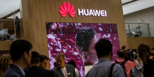 Trump doesn't want to do business 'at all' with blacklisted Huawei