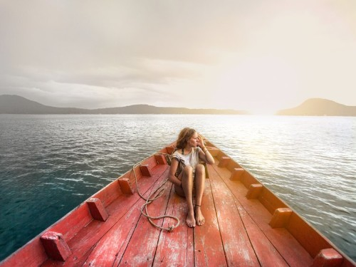 A travel photographer reveals a simple trick for taking unforgettable vacation pictures
