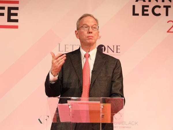 Former Google CEO Eric Schmidt listed the '3 big failures' he sees in tech startups today - Business Insider