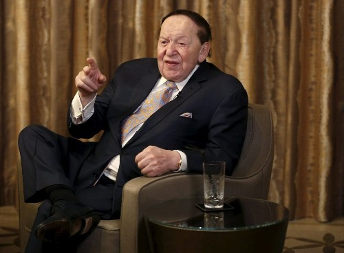 Casino magnate and GOP mega-donor Sheldon Adelson reportedly warned Trump about the US-China trade war last month