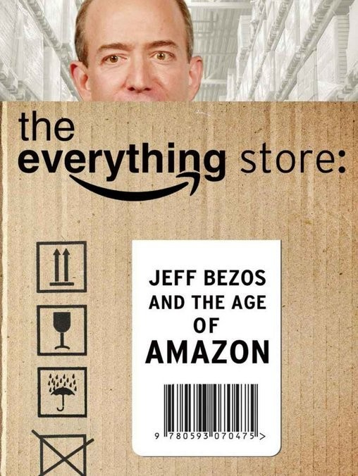Jeff Bezos' Wife Trashes The New Book On Amazon, Gives It 1 Star, Says The Author Got Lots Of Facts Wrong