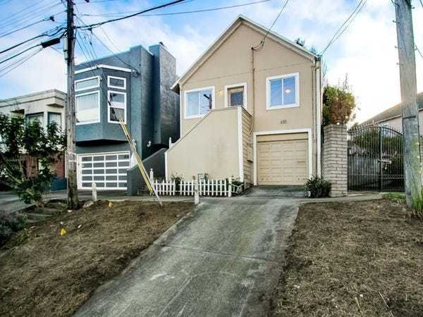 15 modest-sized houses in San Francisco with huge price tags - Business Insider