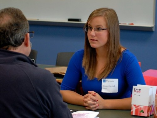 Here's a sneaky move that will boost your chances of success in a job interview