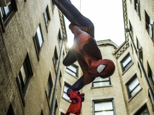 The Science Behind A Real-Life Spider-Man Is Absolutely Terrifying