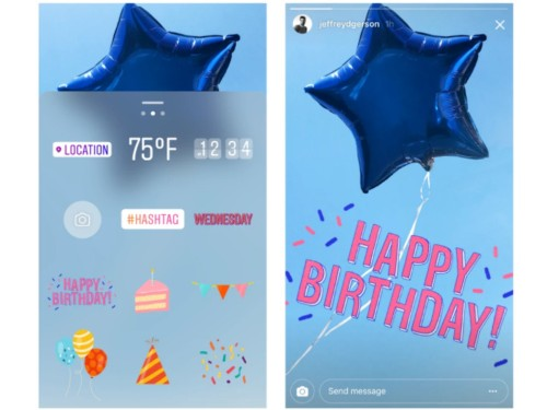 Instagram Stories has emerged as a clear favorite for marketers over Snapchat