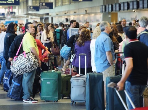13 tips to get you through the airport as quickly as possible