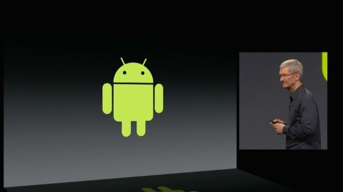 Tim Cook Just Ripped Android To Shreds