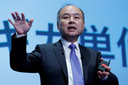 SoftBank's Vision Fund still draws mixed views in the venture world