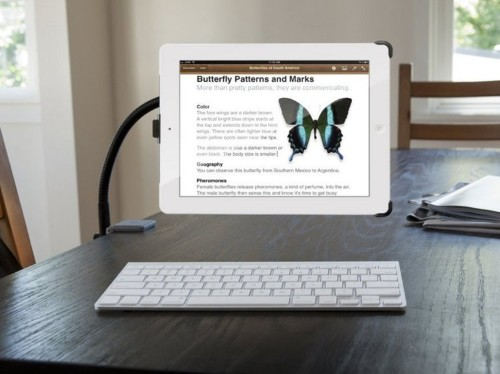 Turn your iPad into a floating screen with the HoverBar