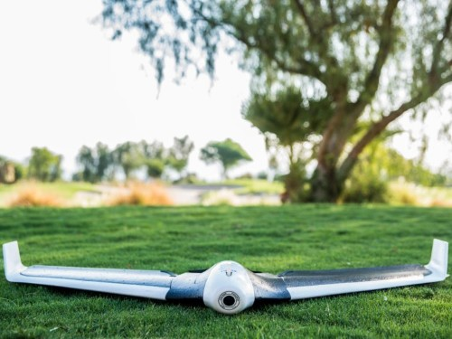 This new drone has a ton of useful features, and it looks like a blast to use
