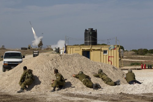 Chinese Hackers Stole Plans For Israel's Iron Dome