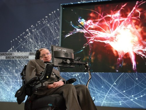 Stephen Hawking says escape from a black hole is possible — kind of