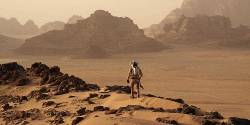 'The Martian' is the best space sci-fi movie of my time - Business Insider
