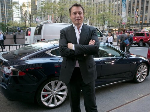 ELON MUSK: Tesla's self-driving feature is 'probably better than a person right now'
