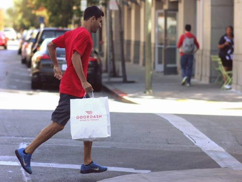 California's gig economy bill could end food delivery as we know it