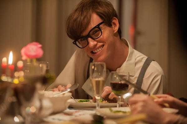 Eddie Redmayne on Stephen Hawking's death: 'We lost a beautiful mind' - Business Insider