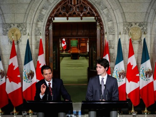 It already looks like we're going to blow the new NAFTA deal