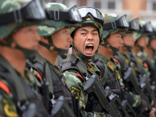 Chinese military official warns that war with US under Trump is becoming a 'practical reality'
