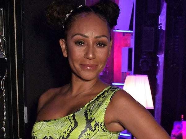 Mel B takes dates to STI checks before sleeping with them - Business Insider