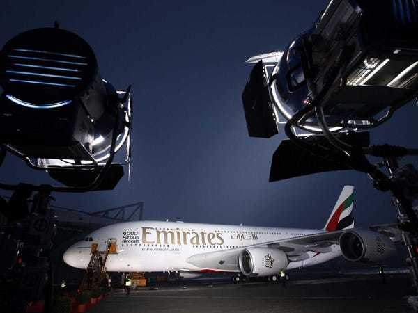 Business class flight review: Emirates, Airbus A380, Dubai to New York - Business Insider