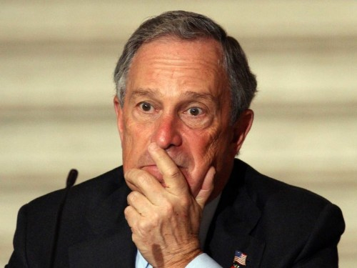 Michael Bloomberg's ode to his old boss is a perfect example of a Wall Street that doesn't exist anymore