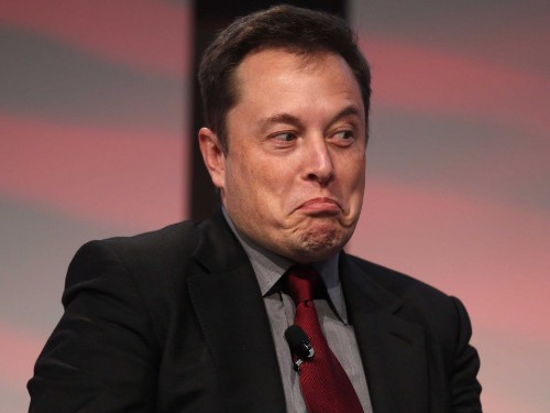 Elon Musk sometimes sleeps over at Larry Page's house