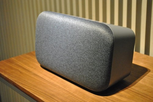 Google's new $400 speaker is a room-shaking monster
