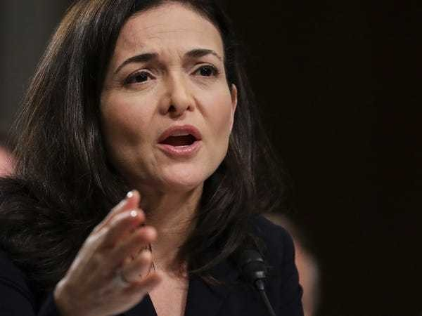 Sheryl Sandberg revealed a new argument to stop regulators from breaking up Facebook - Business Insider