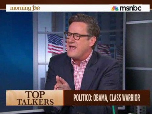 Joe Scarborough Goes On Huge Rant Over Obama's Tax Rate: 'The Hypocrisy Is Mind-Boggling'