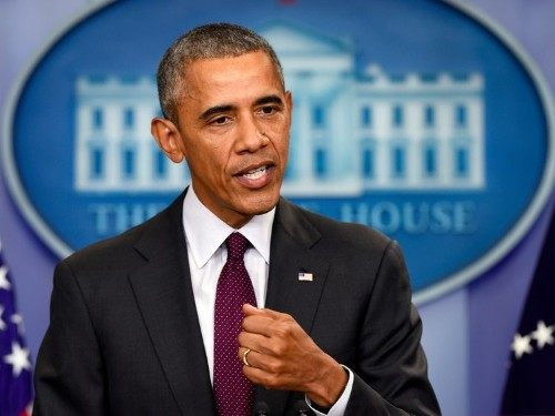 OBAMA LASHES OUT: 'This issue should be politicized'